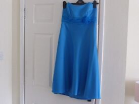 """Alfred Angelo Strapless Dress """"size12"""""""