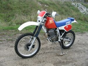 1986 Honda XR 250R - Great Condition - Needs Top End Work