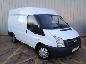Ford Transit 110 T280S FWD, Medium High, New 12 Mth MOT,Ply Lined, Drives Superbly, No Vat on Price!