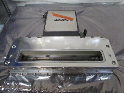 VAT 02112-AA24-AVU1/0137 Rectangular Gate Valve, 409010