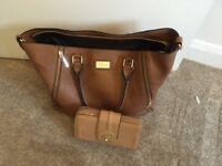 Dune handbag & purse