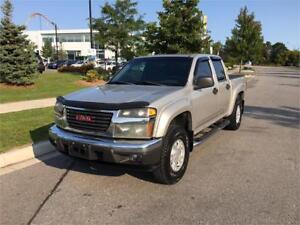 2006 Canyon, 4X4 Crew Cab, LT-Z71. Extremely Clean, Warranty