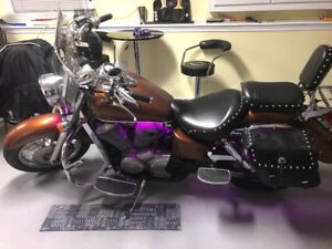 1999 Honda Shadow 750 Ace