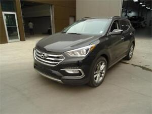 2018 Hyundai Santa Fe Sport Limited Was $43,431 now Only $38,188