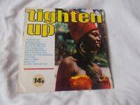 Vinyl LP Tighten Up - Various Artists Trojan TTL 1