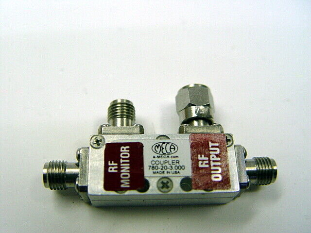 MECA 780-20-3.000 RF Directional Coupler
