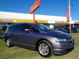 2007 Honda Odyssey 3rd Gen MY07 Grey 5 Speed Sports Automatic Wagon Kippa-ring Redcliffe Area Preview