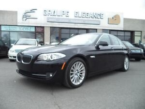 BMW 5 Series 535i xDrive AWD-GPS-360 CAMERA 2013