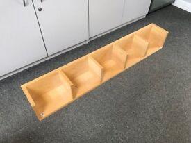 Ikea- Benno shelving unit