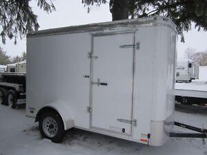 RENTAL - Enclosed Cargo 6x10