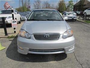 "2005 Toyota Corolla Sport "" CLEAN"" 4 NEW TIRES INSTALLED W/PRICE Oakville / Halton Region Toronto (GTA) image 3"