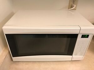 New Microwave for sale.