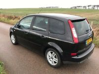 (2007) Ford Focus C-Max 2.0 TDci (140hp)