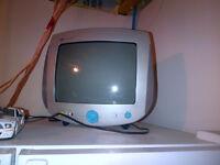 Small color TV