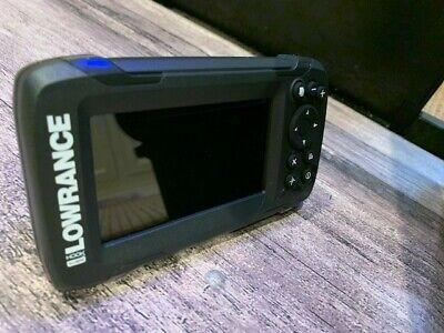 Lowrance HOOK2 4x Bullet Transducer and GPS Plotter Fishfinder