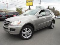 2008 MERCEDES BENZ ML-320 CDI