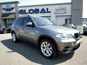 2013 BMW X5 xDrive35i NAV. 7 SEATER .