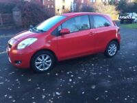 Toyota Yaris diesel 84000 miles £20 road tax