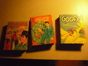 big little books from the 60's