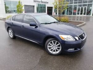 2006 Lexus GS 300 4dr All-wheel Drive Sedan Navi, Backup Cam, Le