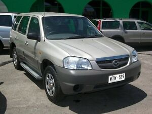 2002 Mazda Tribute Classic 5 Speed Manual Nailsworth Prospect Area Preview
