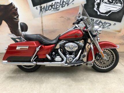 2012 Harley-Davidson ROAD KING 1690 (FLHR) Road Bike 1690cc Ringwood Maroondah Area Preview