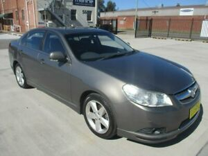 2007 Holden Epica EP CDXi Brown 5 Speed Automatic Sedan Hamilton North Newcastle Area Preview