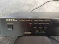 Rotel RCD-971 HDCD High End Stereo Compact Disc CD Player £50