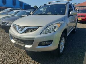 2011 Great Wall X240 CC6461KY (4x4) Silver 5 Speed Manual Wagon South Lismore Lismore Area Preview