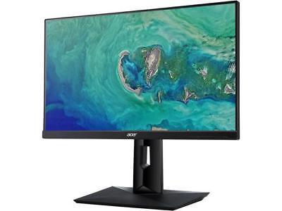 "Acer CB271HU bmidprx 27"" IPS 2K/QHD 2560x1440 4ms(GTG) Monitor, 100% sRGB, DVI,"
