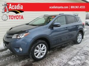2014 Toyota RAV4 Limited AWD **NO PAYMENTS UNTIL SPRING**