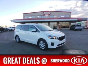 2017 Kia Sedona LX Accident Free,  Bluetooth,  A/C,  Accident Fr