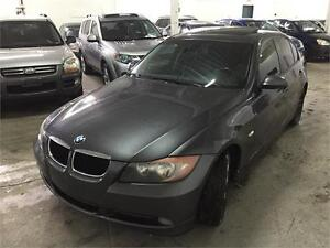 2008 BMW 3 Series 323i FULL CUIRE, TOIT, MAGS, PROPRE!