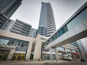 WORLD ON YONGE 1 BED + DEN for rent. Steeles and Yonge