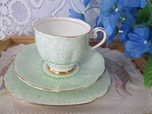 Vintage English Bone China Trio Sets. Morayfield Caboolture Area Preview