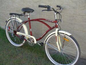 Vagabound Cruiser Bike