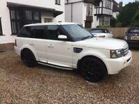 Range Rover She sport - beckenham