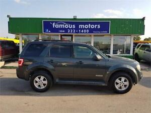 2008 Ford Escape XLT/ FRESH SAFETY/ LOW KM'S/GREAT DEAL!