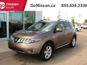 2010 Nissan Murano SL, LEATHER, NAVIGATION, SUNROOF