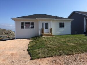 New Home with ensuite master bedroom -