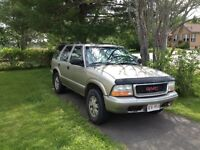 2003 GMC Jimmy SUV, Crossover