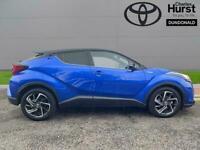 2021 Toyota C-HR 1.8 Hybrid Dynamic 5Dr Cvt Auto Hatchback Hybrid Automatic