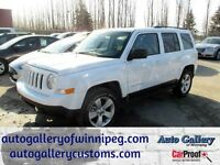 2014 Jeep Patriot North 4x4 *15,608kms