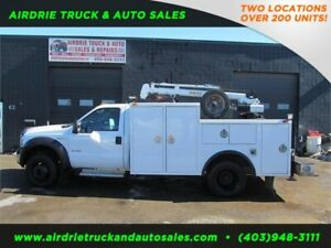 2006 Ford F-450 Super Duty Service Box