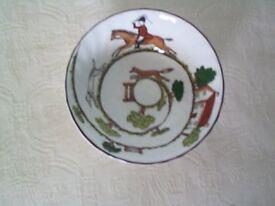 Wedgwood Bone China Bowl - 'Hunting Scene'