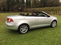 Volkswagen Eos 2.0TDI CR ( 140ps ) DSG 2009MY SE CONVERTIBLE DIESEL AUTOMATIC