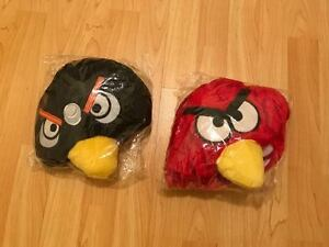 Angry birds hats