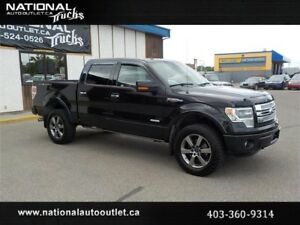 2013 Ford F-150 Limited 3.5L V6 EcoBoost Fully Loaded