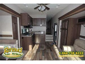 NEW 2016 Forest River Flagstaff Super Lite 526 RLWS 5th Wheel Windsor Region Ontario image 18