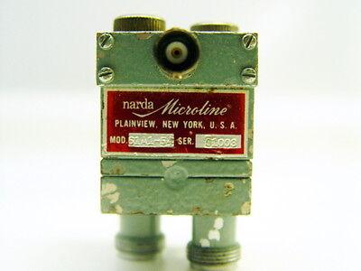 Narda Microline 61a1-54 Microwave Coaxial Mixer